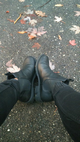 boots low boots