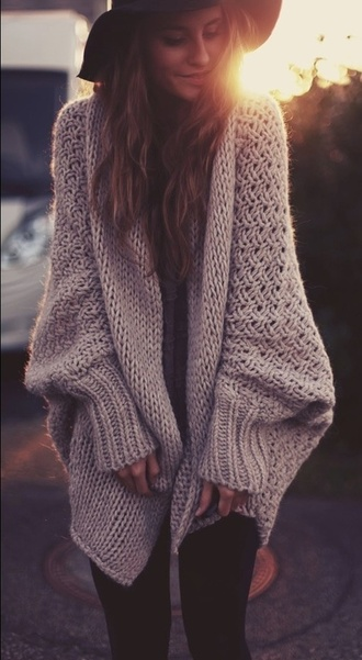 my daily style cardigan bag sweater oversized cardigan clothes