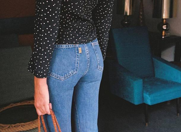 jeans blue jeans shirt black shirt