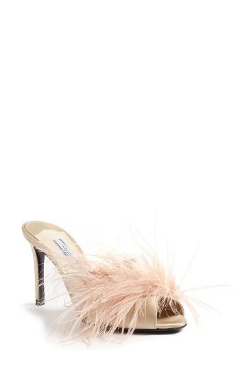 9913c5cee5b0 Prada Feather Sandal (Women)