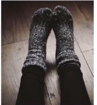 socks fur boots clothes grey winter outfits