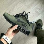 shoes,army green nike air max x