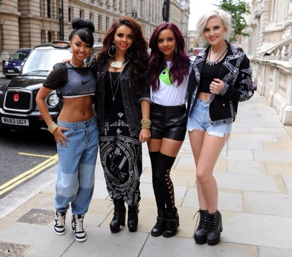 pants little mix jacket