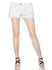 SHORTS - ROBERTO CAVALLI BEACHWEAR -  LUISAVIAROMA.COM - WOMEN'S CLOTHING - SPRING SUMMER 2014