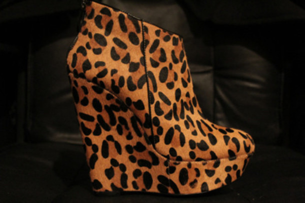 wedges high heels brown shoes black shoes orange shoes shoes cheetah wedges