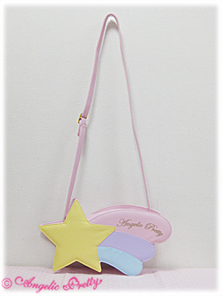 Angelic pretty / bags & wallets / twinkle star shoulder bag