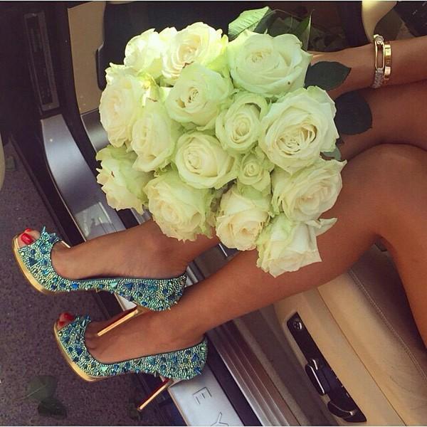 shoes heels high heels beautiful tinsel girl wheretoget. Black Bedroom Furniture Sets. Home Design Ideas