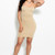 Best Behavior Slip Dress - Sand | Klassiq