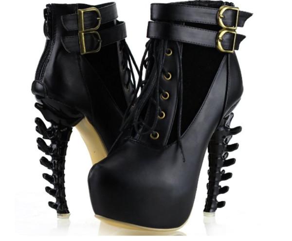 shoes black pumps