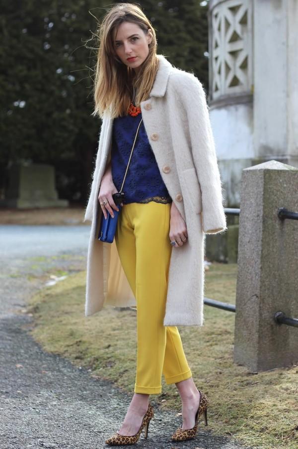 jess style rules pants t-shirt bag coat shoes sunglasses jewels