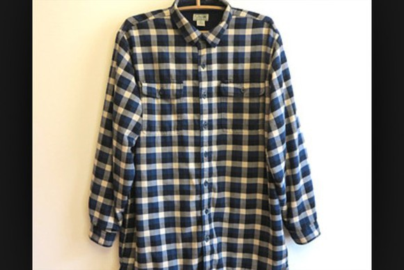 navyblue flannel winter outfits