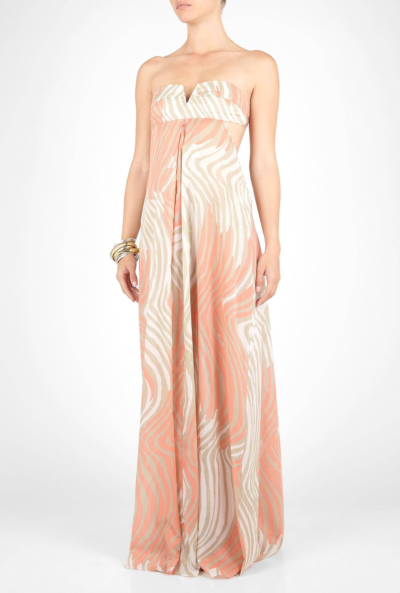 Diane von furstenberg krystle maxi dress