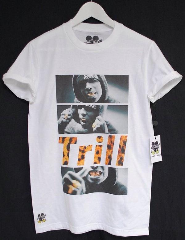 shirt a$ap rocky ASAP Rocky asap trill leopard print black and white menswear leopard print