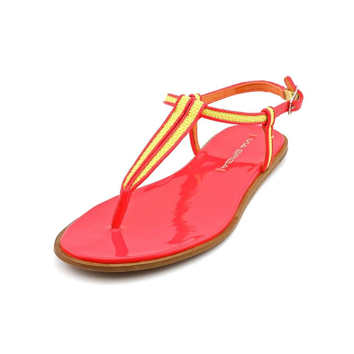 Amazon.com: via spiga cynna womens open toe fabric thongs sandals shoes: shoes