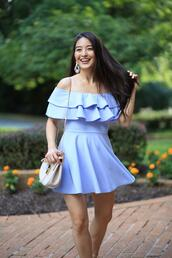 sensible stylista,blogger,dress,shoes,bag,jewels,sunglasses,summer outfits,blue dress