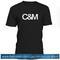 C&m logo tshirt