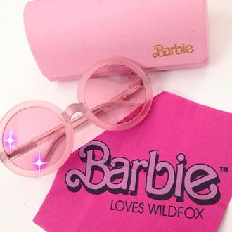 sunglasses pink barbie sunglasses