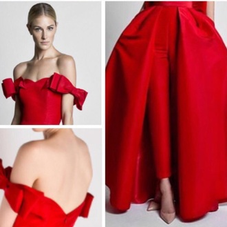 dress red red dress sexy sexy dress jumpsuit jumpsuit dress elegant wedding wedding dress vintage wedding dress prom dress prom gown red prom dress sexy prom dress mermaid prom dress