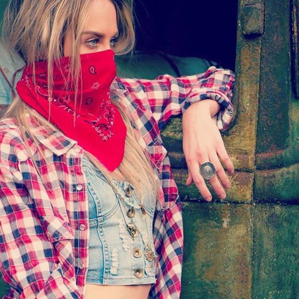 top red and black lovestitch plaid plaid shirt country classic top with front pocket red and black top