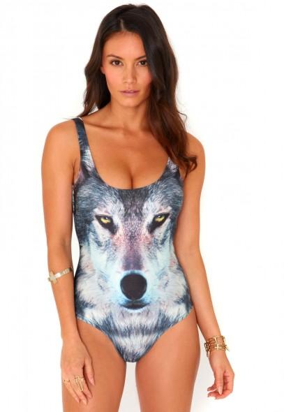 Katherina Wolf Bodysuit - Tops - Bodysuits - Missguided