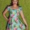 Ronettes rose dress