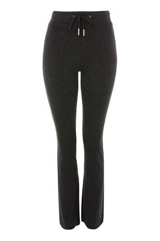soft black pants