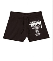 stussy shorts,black,stussy,cute,shorts