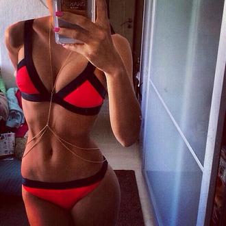 swimwear bikini summer fit sun holidays sexy jewels