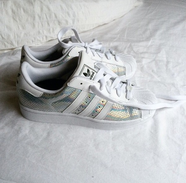Superstar Adidas Wit Zwart