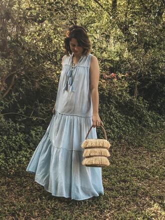 polishedclosets blogger dress bag jewels