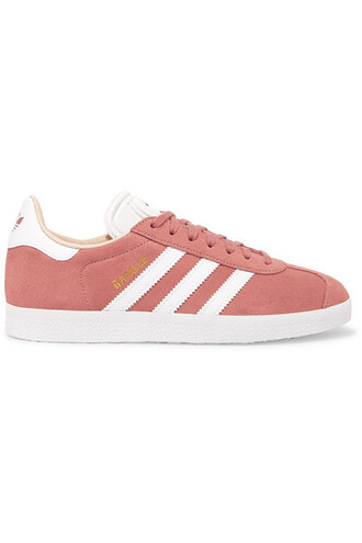 suede sneakers sneakers suede pink shoes