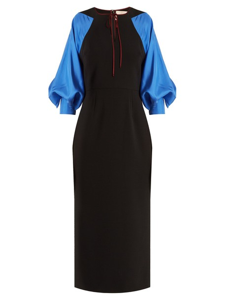 Roksanda dress pencil dress black