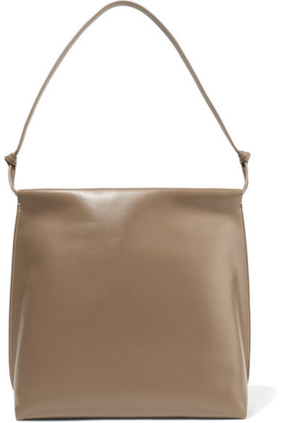 The Row bag shoulder bag leather