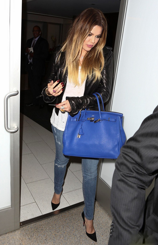 jeans khloe kardashian shoes bag