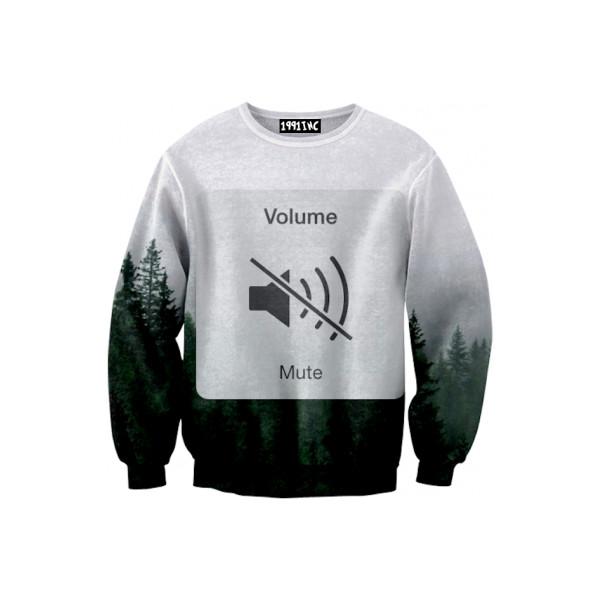 Mute sweater