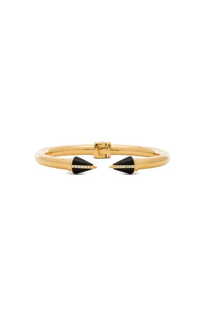 Mini Titan Stone Crystal Line Bracelet