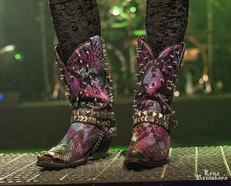 boots glam rock glam metal рок rock reckless love country style