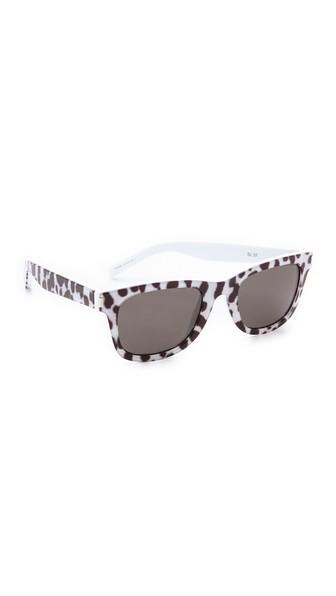 Saint laurent tex sunglasses