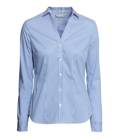 H&M Stretch Shirt $19.95