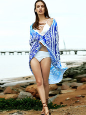 cardigan,dressfo,cover up,fashion,white,blue,bikini,white bikini,strappy,lace up,blanket,blanket scarf,boho,beach