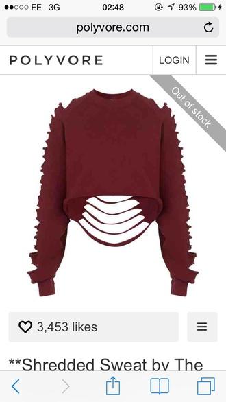 sweater burgandy burgundy sweater jumpsuit