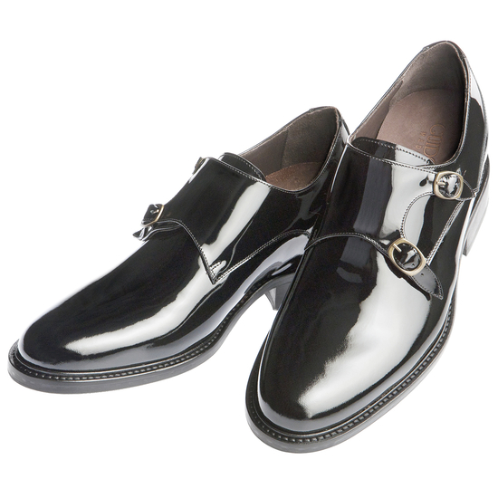 Elevator shoes for Bridegrooms & Height increasing Tuxedo Shoes : Garda