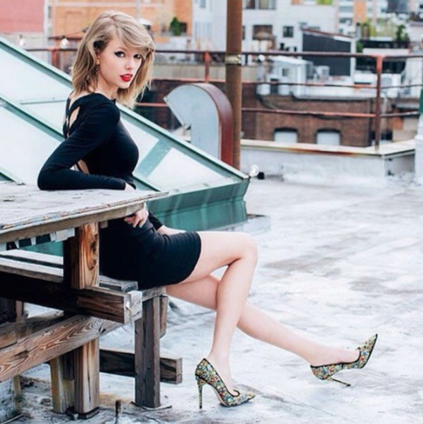 heels taylor swift