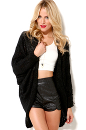 sweater,black cardigan,shopakira,sexy cardiagn,fall outfits,shorts