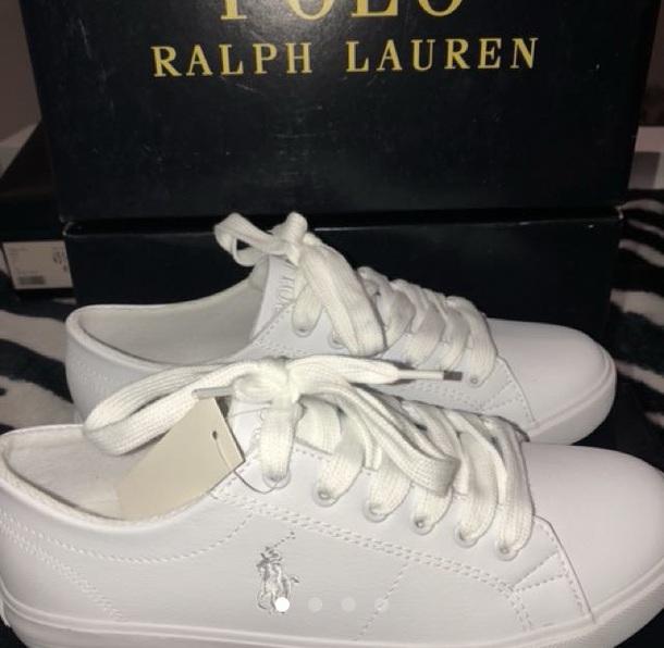 shoes ralph lauren polo