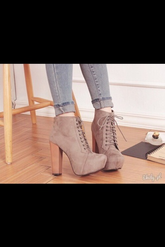 shoes high heels brown high heels brown shoes pretty style girly beautiful fashion jeans brown bag