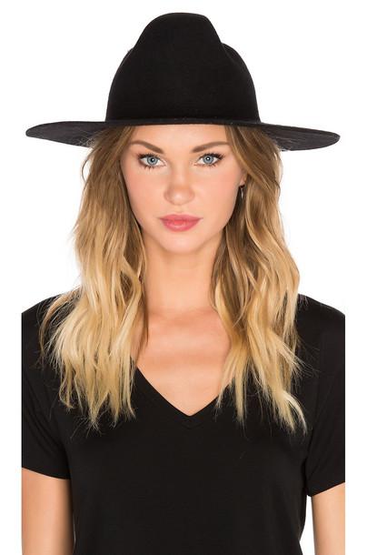 Lack of Color hat black