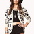 Geo Open-Front Cardigan | FOREVER 21 - 2040496258
