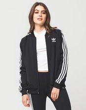 ADIDAS Supergirl Womens Track Jacket | Jackets & Hoodies