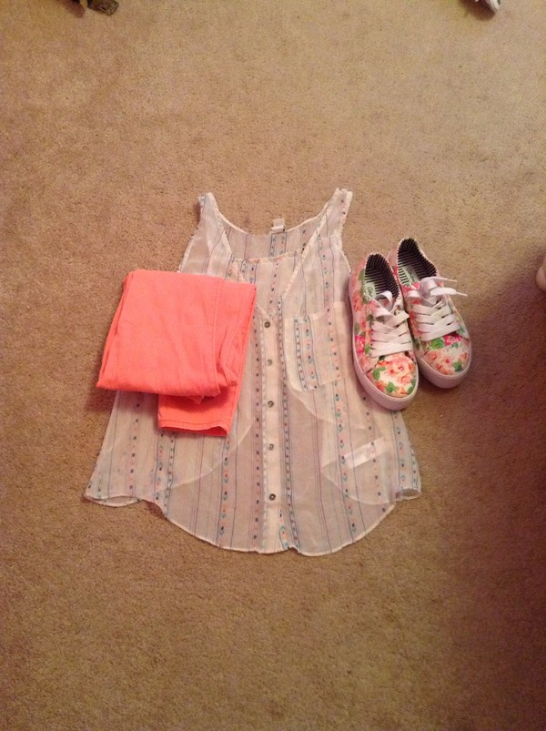 blouse forever 21 jeans shoes